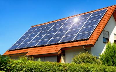 Vom Schutzdach zum Nutzdach: Strom sparen mit einer Fotovoltaikanlage