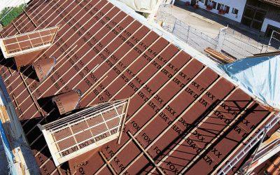 Sparrendach und Kehlbalkendach – die Dachkonstruktionen für steile Dächer