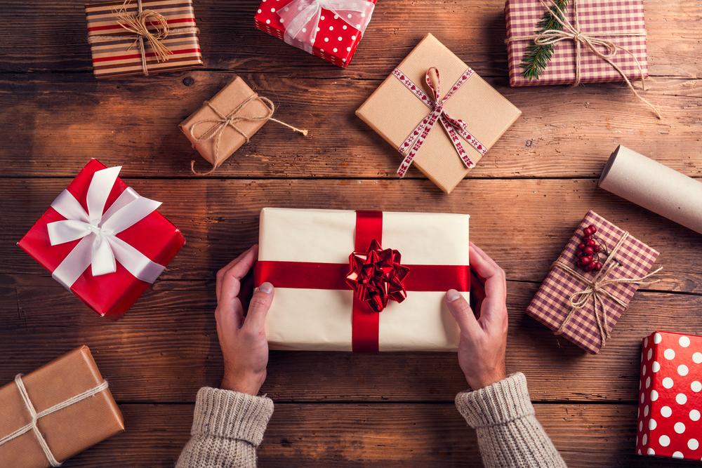 Glück, Gesundheit und Geschenke – auch für uns!