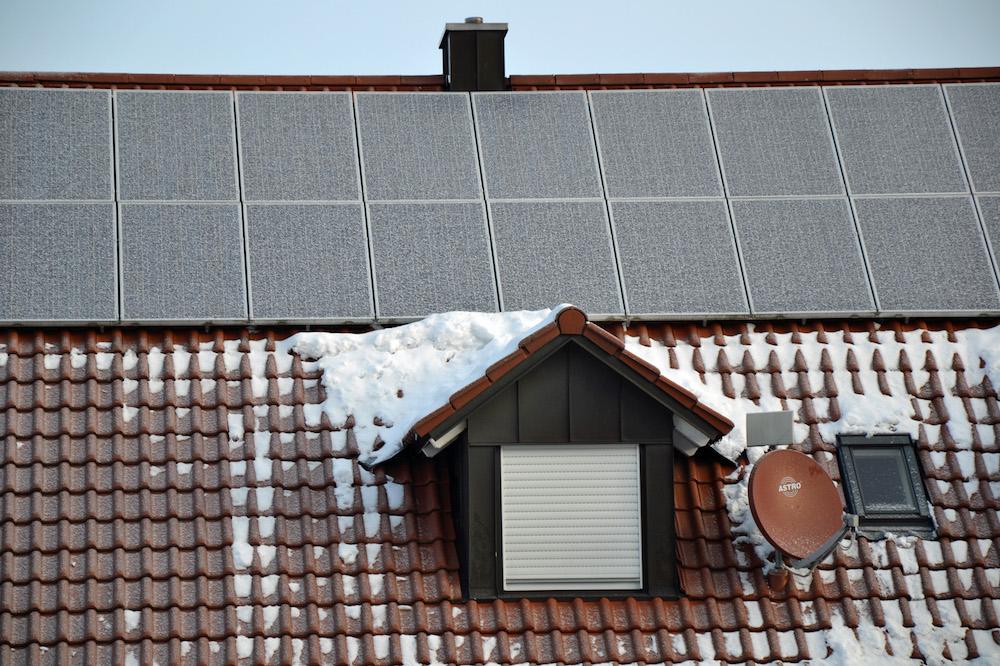 Tagsüber Sonnenkraft tanken, abends die Sonnenenergie nutzen