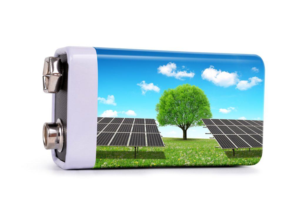 Stromspeicher für Fotovoltaik-Anlagen