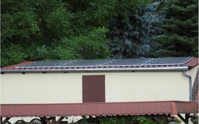 Privatkunde wechselt zum billigsten Stromanbieter – seinem Dach