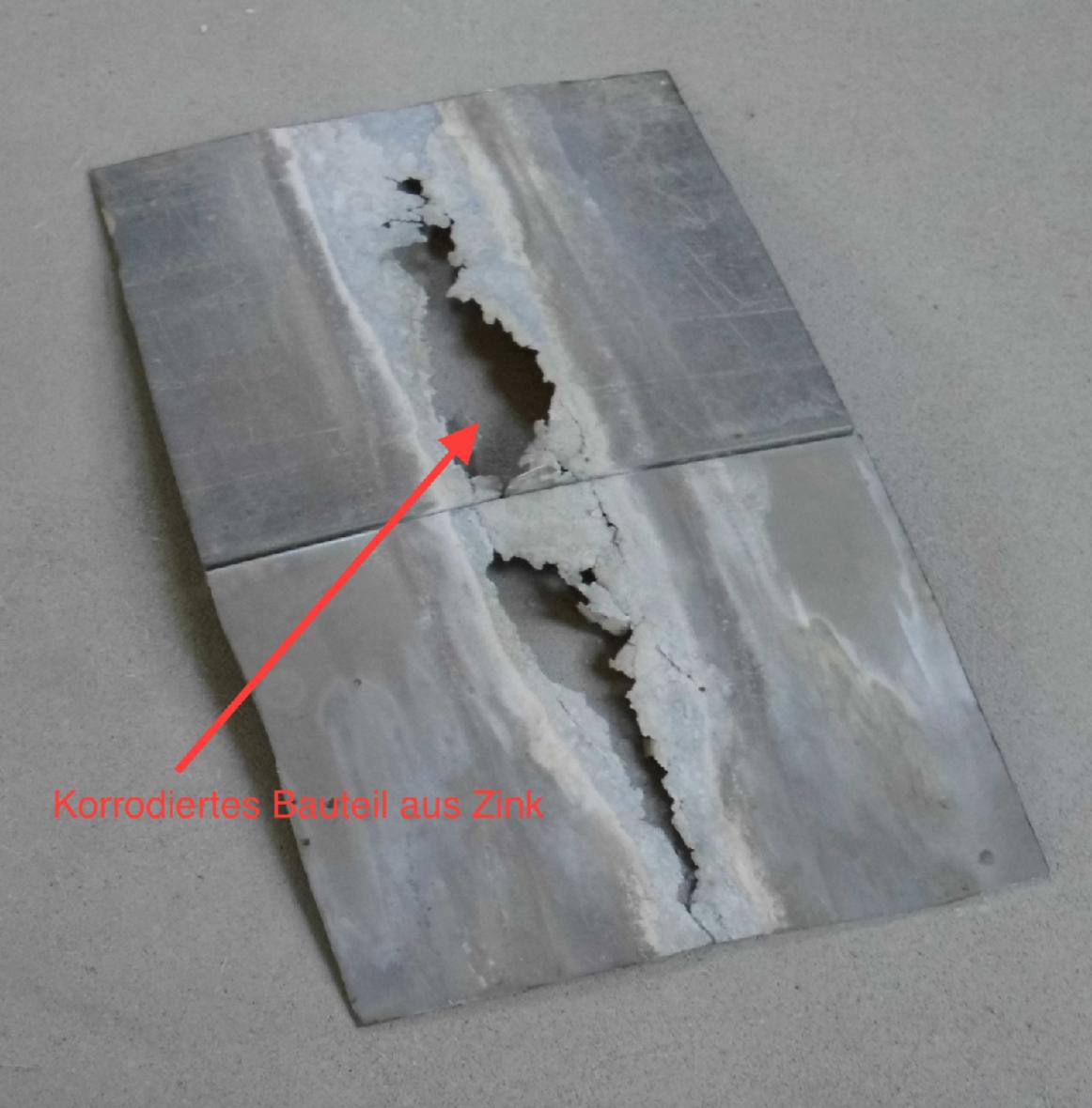 Bitumenkorrosion