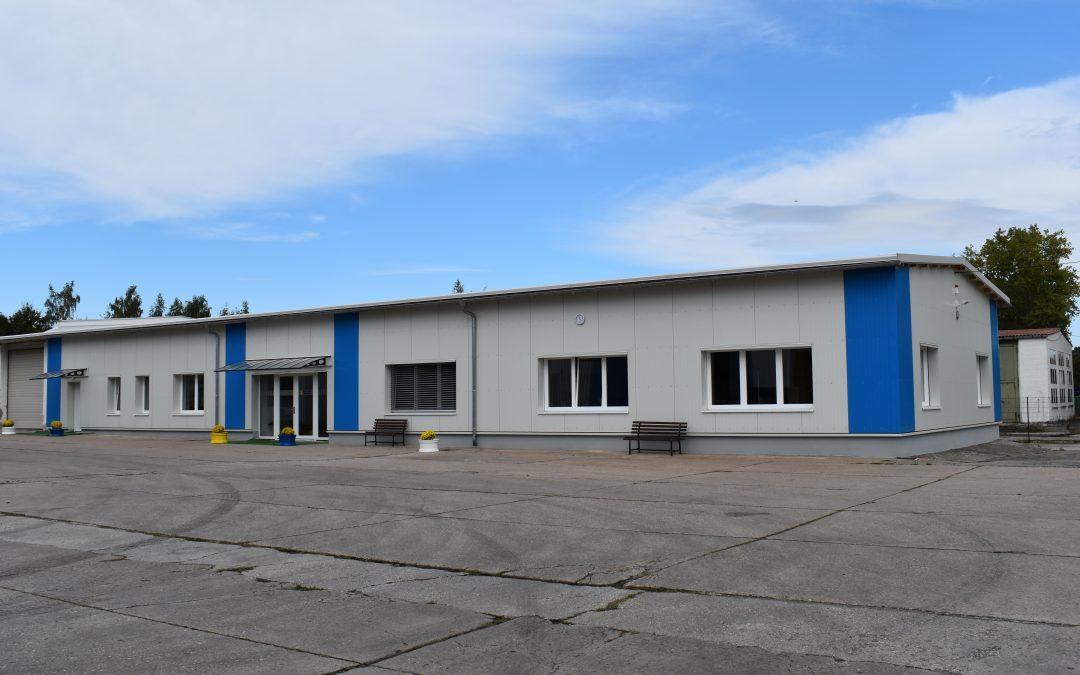 Referenz Umbau Garagenkomplex