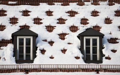 Schneelastsicherung – So kommt Ihr Dach gut durch den Winter
