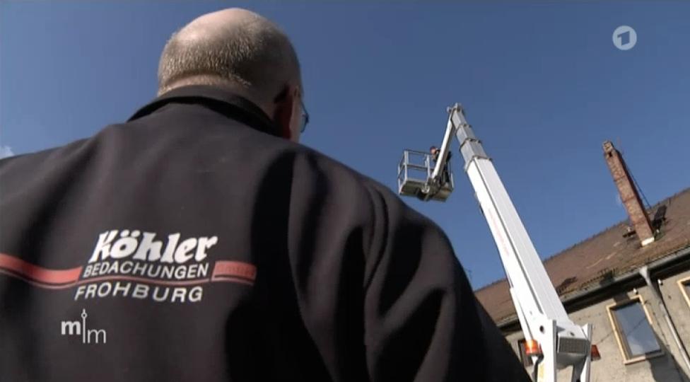 Köhler Bedachungen ard mittagsmagazin aktuelle auftragslage im bauwesen köhler