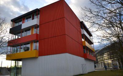 Fassade – VHF als Wärmedämmung von Fassaden