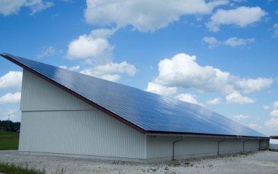 Solaranlagen auf verschiedenen Dacharten Teil 2