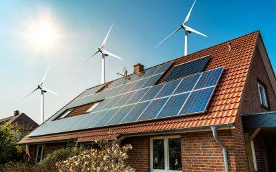 Solaranlagen auf verschiedenen Dacharten Teil 1