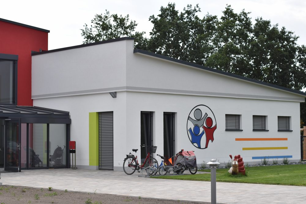Dach Kindergarten