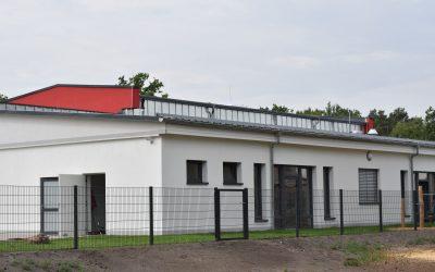 Referenz – Dach für Kindergarten in Gifhorn