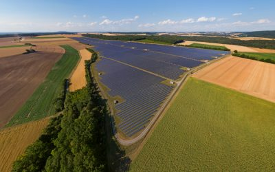 Ein umweltfreundliches Zuhause dank Solarenergie