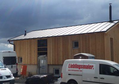 Ferienhaus am Hainer See_Aluminiumdach (2)