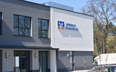 Dachabdichtung eines Bankgebäudes – Volksbank Chemnitz