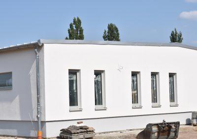 Gerätehaus Feuerwehr - Bedachungen Köhler