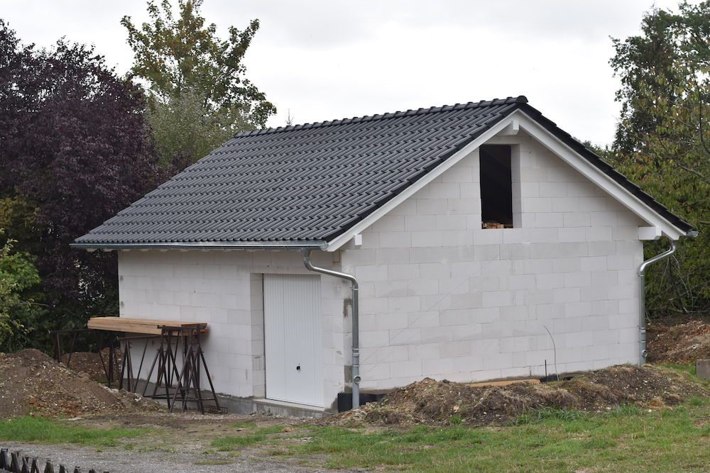 Garage in Bad-Lausick