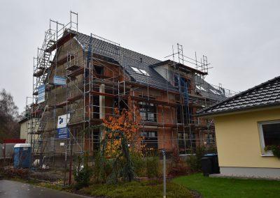 Wohn- und Geschäftshaus in Bad-Lausick - Referenz Köhler Bedachungen