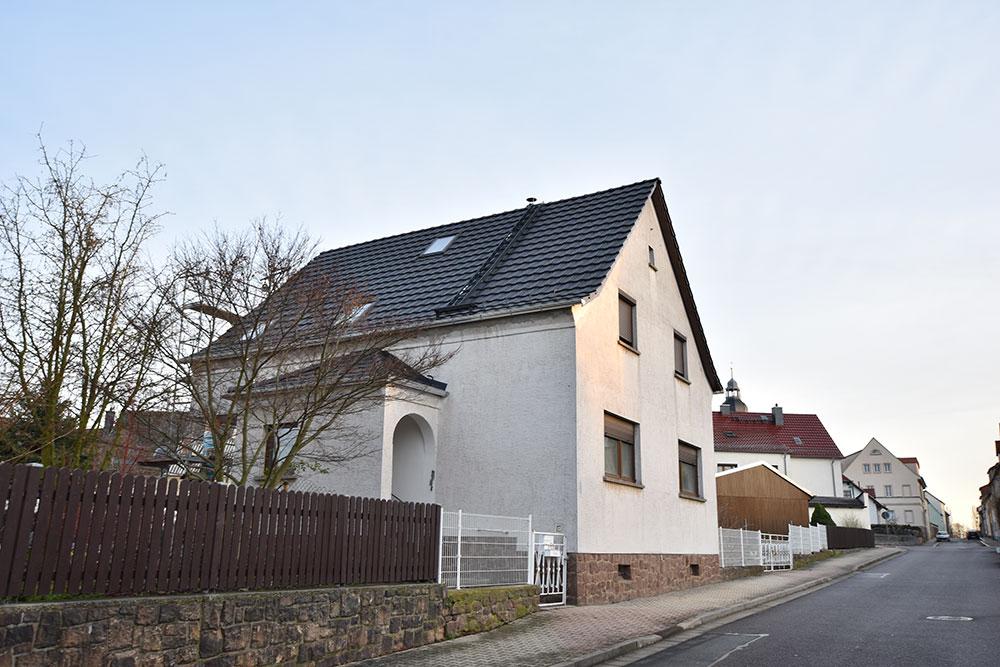 Einfamilienhaus in Frohburg