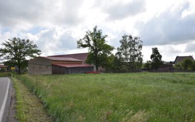 Landwirtschaftliche Gebäude in Frohburg
