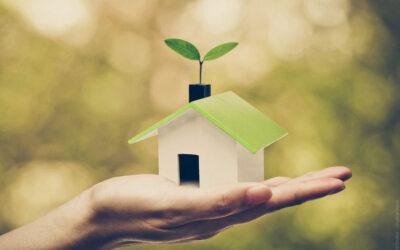 Umweltfreundlich Bauen – auch auf dem Dach