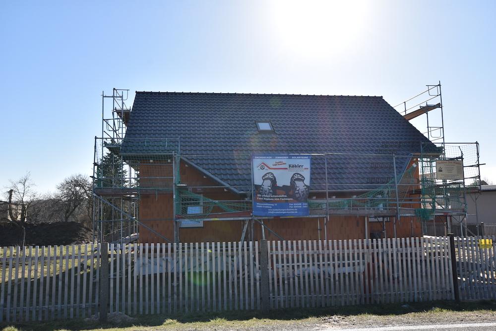 Einfamilienhaus in einem neuen Frohburger Ortsteil