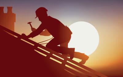 Ein Beruf mit guten Aussichten: Dachdecker!